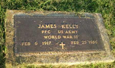 KELLY  (VETERAN WWII), JAMES - Greene County, Arkansas | JAMES KELLY  (VETERAN WWII) - Arkansas Gravestone Photos