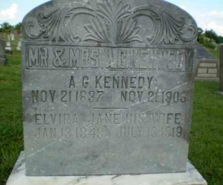 KENNEDY, ELVIRA JANE - Greene County, Arkansas | ELVIRA JANE KENNEDY - Arkansas Gravestone Photos