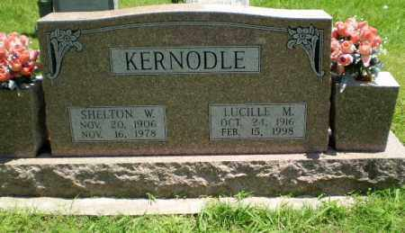 KERNODLE, LUCILLE M - Greene County, Arkansas | LUCILLE M KERNODLE - Arkansas Gravestone Photos