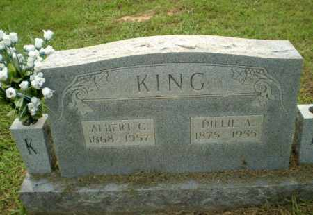 KING, DILLIE A - Greene County, Arkansas | DILLIE A KING - Arkansas Gravestone Photos