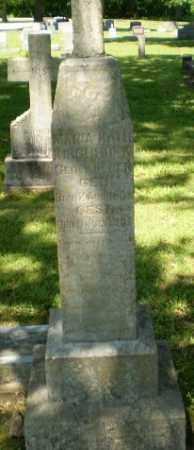 KIRCHHOFF, MARIA KATH - Greene County, Arkansas | MARIA KATH KIRCHHOFF - Arkansas Gravestone Photos