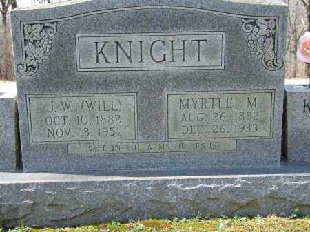 KNIGHT, MYRTLE M. - Greene County, Arkansas | MYRTLE M. KNIGHT - Arkansas Gravestone Photos