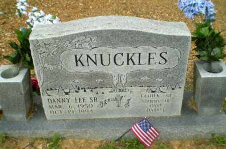 KNUCKLES, SR, DANNY LEE - Greene County, Arkansas | DANNY LEE KNUCKLES, SR - Arkansas Gravestone Photos