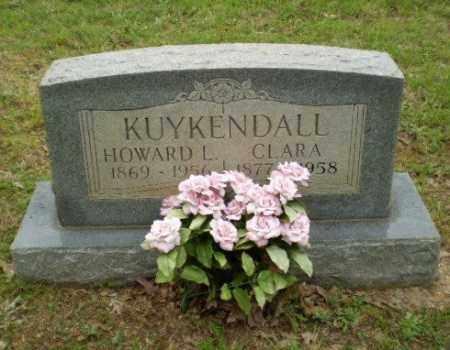 KUYKENDALL, HOWARD L - Greene County, Arkansas   HOWARD L KUYKENDALL - Arkansas Gravestone Photos