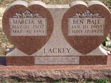 LACKEY, BEN HALL - Greene County, Arkansas | BEN HALL LACKEY - Arkansas Gravestone Photos