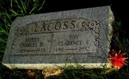 LACOSS, CLARENCE T - Greene County, Arkansas | CLARENCE T LACOSS - Arkansas Gravestone Photos