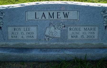 LAMEW, ROY LEE - Greene County, Arkansas | ROY LEE LAMEW - Arkansas Gravestone Photos