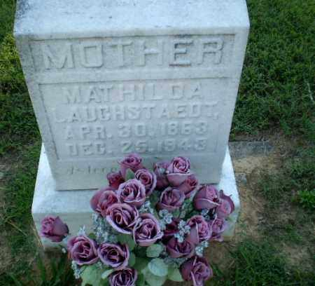 LAUCHSTAEDT, MATHILDA - Greene County, Arkansas | MATHILDA LAUCHSTAEDT - Arkansas Gravestone Photos