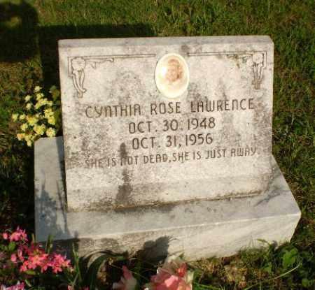 LAWRENCE, CYNTHIA ROSE - Greene County, Arkansas | CYNTHIA ROSE LAWRENCE - Arkansas Gravestone Photos