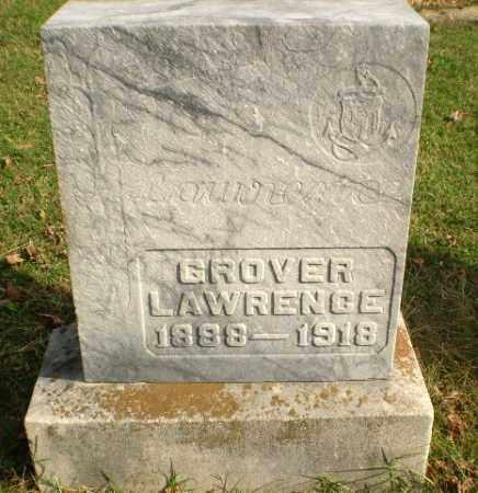LAWRENCE, GROVER - Greene County, Arkansas   GROVER LAWRENCE - Arkansas Gravestone Photos