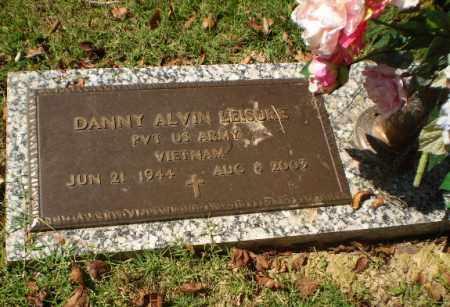 LEISURE  (VETERAN VIET), DANNY ALVIN - Greene County, Arkansas | DANNY ALVIN LEISURE  (VETERAN VIET) - Arkansas Gravestone Photos