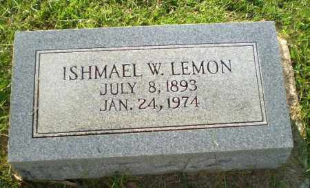 LEMON, ISHMAEL - Greene County, Arkansas | ISHMAEL LEMON - Arkansas Gravestone Photos