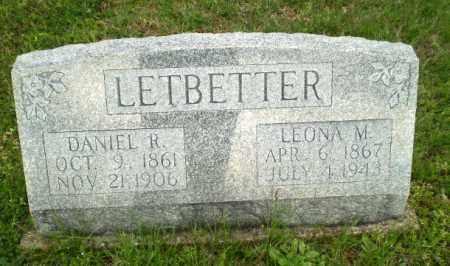 LETBETTER, LEONA M - Greene County, Arkansas | LEONA M LETBETTER - Arkansas Gravestone Photos
