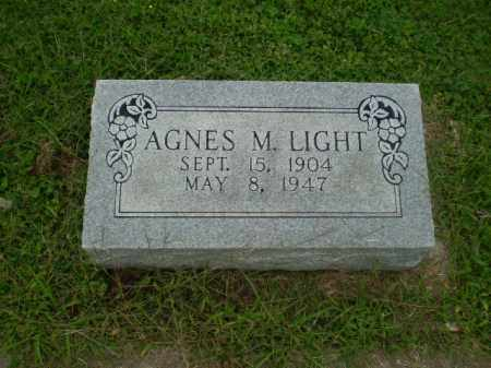 LIGHT, AGNES - Greene County, Arkansas   AGNES LIGHT - Arkansas Gravestone Photos