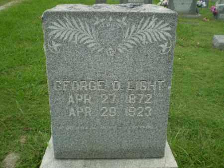 LIGHT, GEORGE O - Greene County, Arkansas | GEORGE O LIGHT - Arkansas Gravestone Photos
