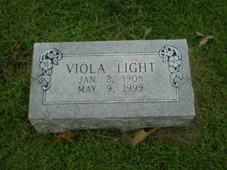 LIGHT, VIOLA - Greene County, Arkansas | VIOLA LIGHT - Arkansas Gravestone Photos