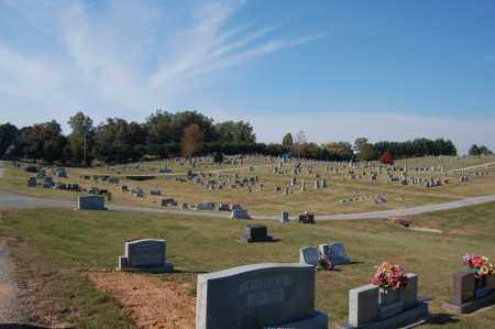*LINWOOD CEMETERY OVERVIEW, . - Greene County, Arkansas   . *LINWOOD CEMETERY OVERVIEW - Arkansas Gravestone Photos