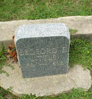 LITTLE, BEDFORD F - Greene County, Arkansas | BEDFORD F LITTLE - Arkansas Gravestone Photos