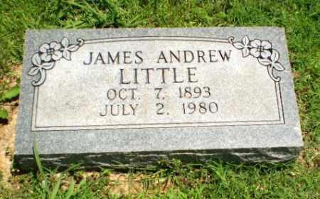 LITTLE, JAMES ANDREW - Greene County, Arkansas | JAMES ANDREW LITTLE - Arkansas Gravestone Photos