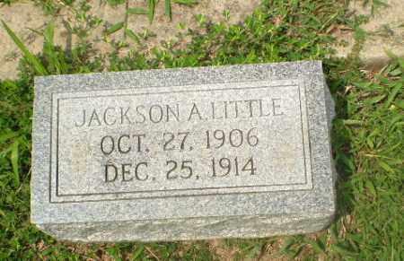 LITTLE, JACKSON A - Greene County, Arkansas   JACKSON A LITTLE - Arkansas Gravestone Photos