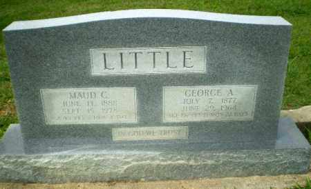 LITTLE, MAUD C - Greene County, Arkansas | MAUD C LITTLE - Arkansas Gravestone Photos