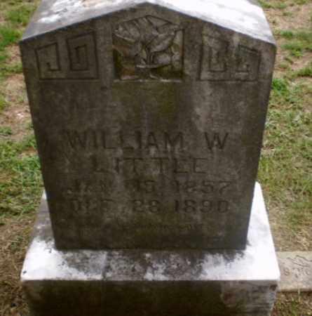LITTLE, WILLIAM W - Greene County, Arkansas | WILLIAM W LITTLE - Arkansas Gravestone Photos