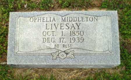 LIVESAY, OPHELIA - Greene County, Arkansas | OPHELIA LIVESAY - Arkansas Gravestone Photos