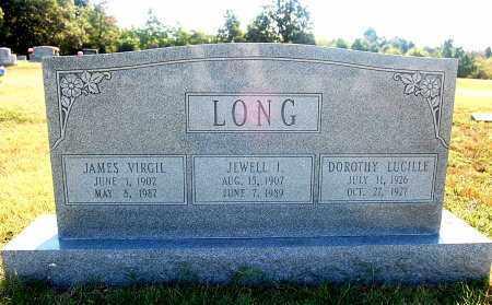 LONG, JAMES VIRGIL - Greene County, Arkansas | JAMES VIRGIL LONG - Arkansas Gravestone Photos