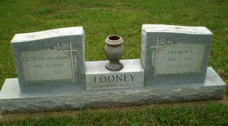 LOONEY, GENEVA - Greene County, Arkansas | GENEVA LOONEY - Arkansas Gravestone Photos