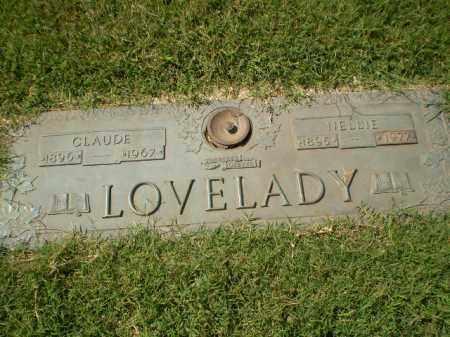 LOVELADY, NELLIE - Greene County, Arkansas | NELLIE LOVELADY - Arkansas Gravestone Photos