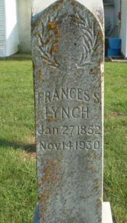 LYNCH, FRANCES S - Greene County, Arkansas | FRANCES S LYNCH - Arkansas Gravestone Photos