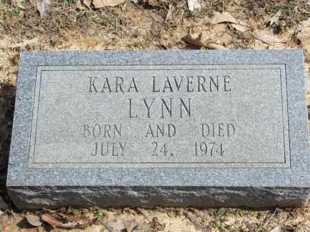 LYNN, KARA LAVERNE - Greene County, Arkansas | KARA LAVERNE LYNN - Arkansas Gravestone Photos