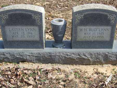LYNN, W. H. (BUD) - Greene County, Arkansas | W. H. (BUD) LYNN - Arkansas Gravestone Photos
