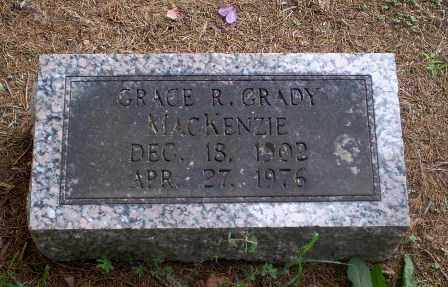 MACKENZIE, GRACE R - Greene County, Arkansas | GRACE R MACKENZIE - Arkansas Gravestone Photos