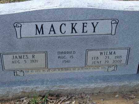 MACKEY, JAMES R. - Greene County, Arkansas | JAMES R. MACKEY - Arkansas Gravestone Photos