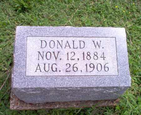 MADDOX, DONALD W - Greene County, Arkansas | DONALD W MADDOX - Arkansas Gravestone Photos