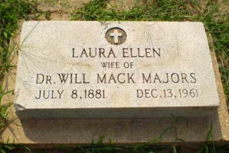 MAJORS, LAURA ELLEN - Greene County, Arkansas | LAURA ELLEN MAJORS - Arkansas Gravestone Photos