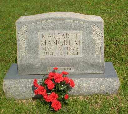 MANGRUM, MARGARET - Greene County, Arkansas | MARGARET MANGRUM - Arkansas Gravestone Photos