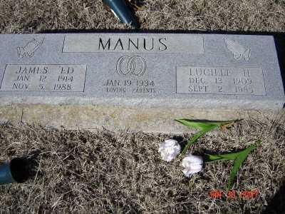 MANUS, LUCILLE H. - Greene County, Arkansas | LUCILLE H. MANUS - Arkansas Gravestone Photos