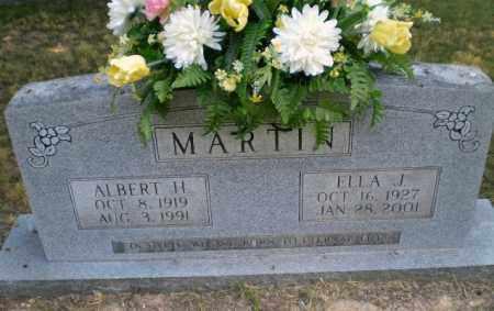 MARTIN, ALBERT H - Greene County, Arkansas   ALBERT H MARTIN - Arkansas Gravestone Photos