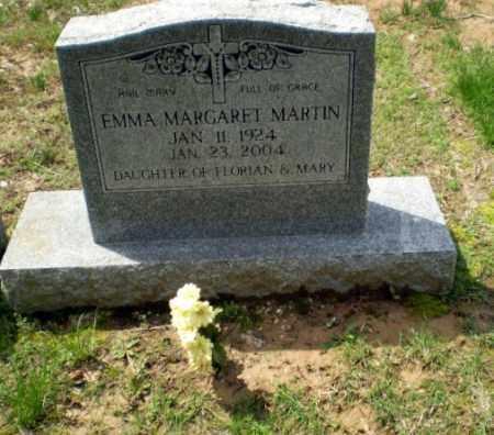 MARTIN, EMMA MARGARET - Greene County, Arkansas | EMMA MARGARET MARTIN - Arkansas Gravestone Photos