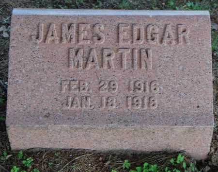 MARTIN, JAMES EDGAR - Greene County, Arkansas | JAMES EDGAR MARTIN - Arkansas Gravestone Photos
