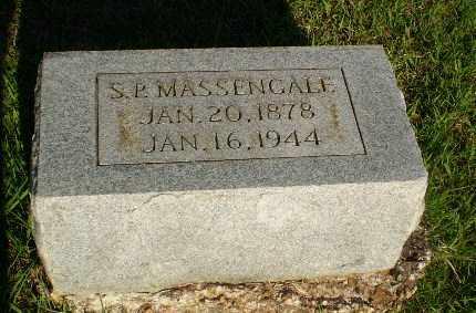 MASSENGALE, S.P. - Greene County, Arkansas | S.P. MASSENGALE - Arkansas Gravestone Photos