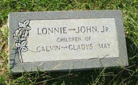 MAY, LONNIE - Greene County, Arkansas | LONNIE MAY - Arkansas Gravestone Photos