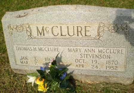 MCCLURE, MARY ANN - Greene County, Arkansas | MARY ANN MCCLURE - Arkansas Gravestone Photos