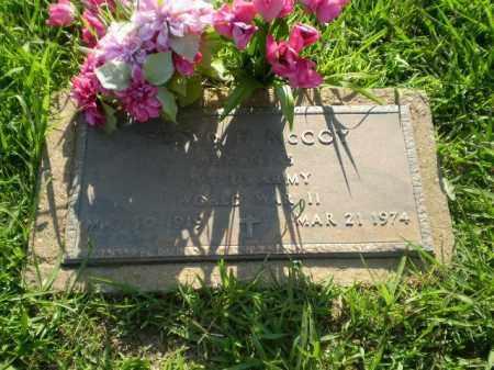 MCCOY  (VETERAN WWII), FLOYD H - Greene County, Arkansas | FLOYD H MCCOY  (VETERAN WWII) - Arkansas Gravestone Photos