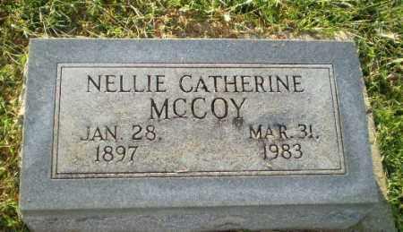 MCCOY, NELLIE CATHERINE - Greene County, Arkansas | NELLIE CATHERINE MCCOY - Arkansas Gravestone Photos