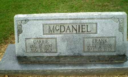 MCDANIEL, CARRIE - Greene County, Arkansas | CARRIE MCDANIEL - Arkansas Gravestone Photos