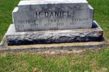 MCDANIEL, EMMA - Greene County, Arkansas | EMMA MCDANIEL - Arkansas Gravestone Photos