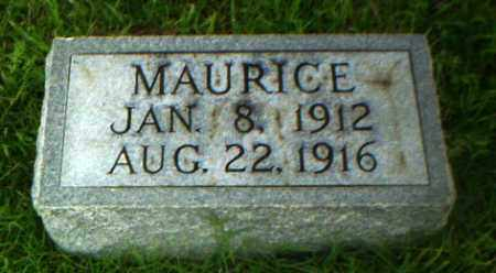 MCDONALD, MAURICE - Greene County, Arkansas | MAURICE MCDONALD - Arkansas Gravestone Photos